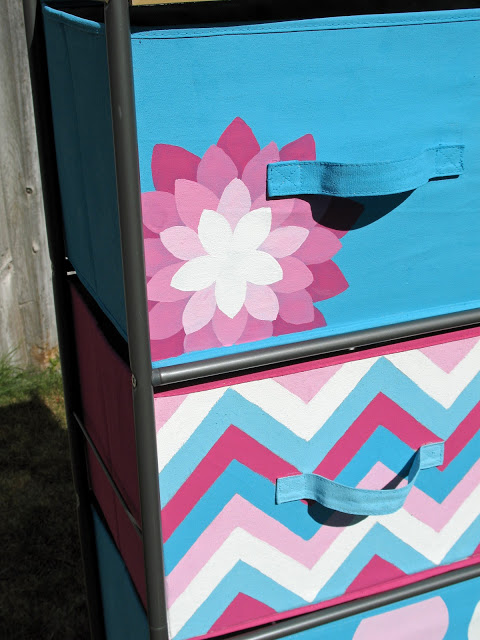 Can You Spray Paint Canvas Bins