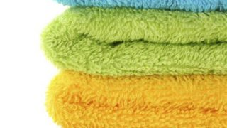 Cleaning Stinky Towels