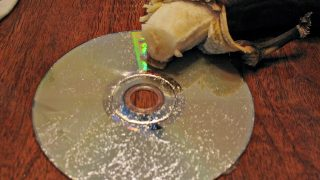Fixing Scratched DVD's