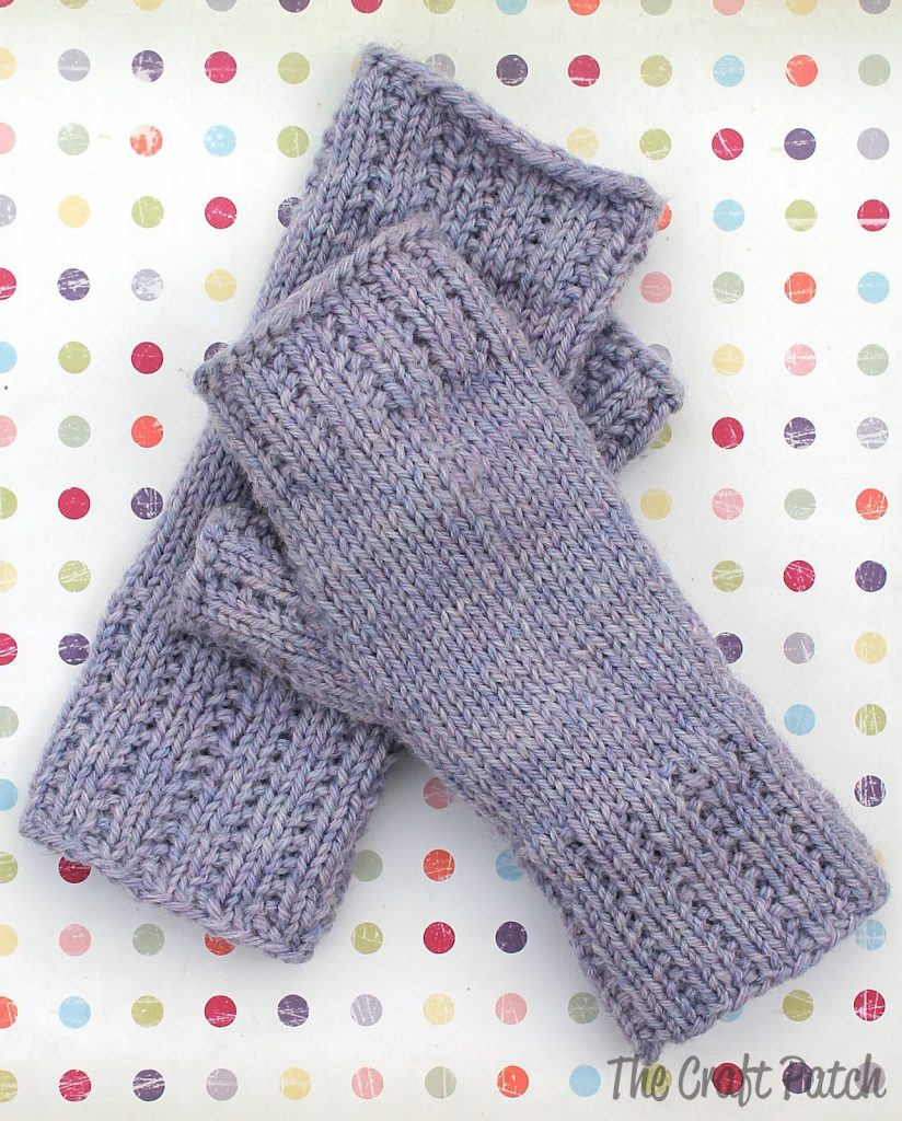 Fingerless Gloves Knitting Pattern Circular Needles Amazing Decorating