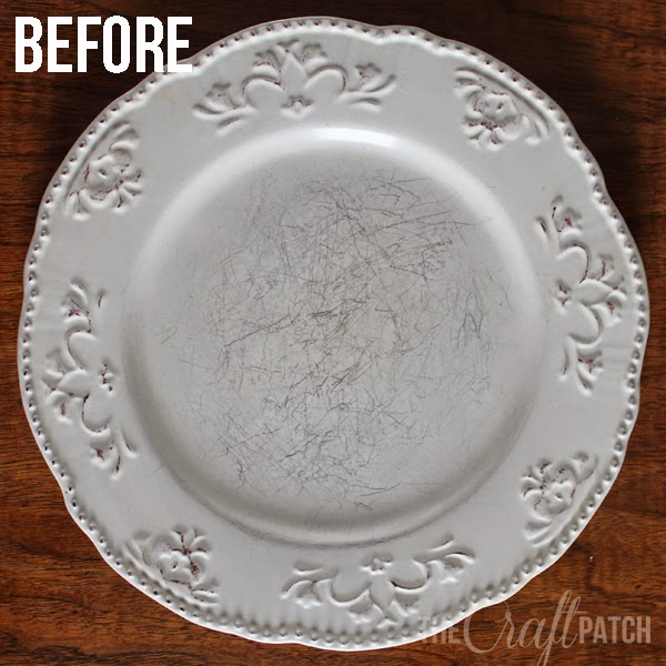 Removing Black Marks from Dishes