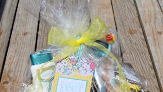 """Kick Up Your Feet and Relax"" Mother's Day Gift Basket"