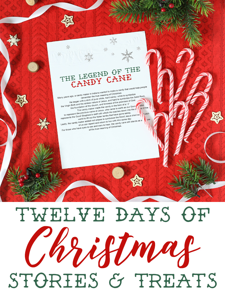 Twelve Days of Christmas Stories and Treats