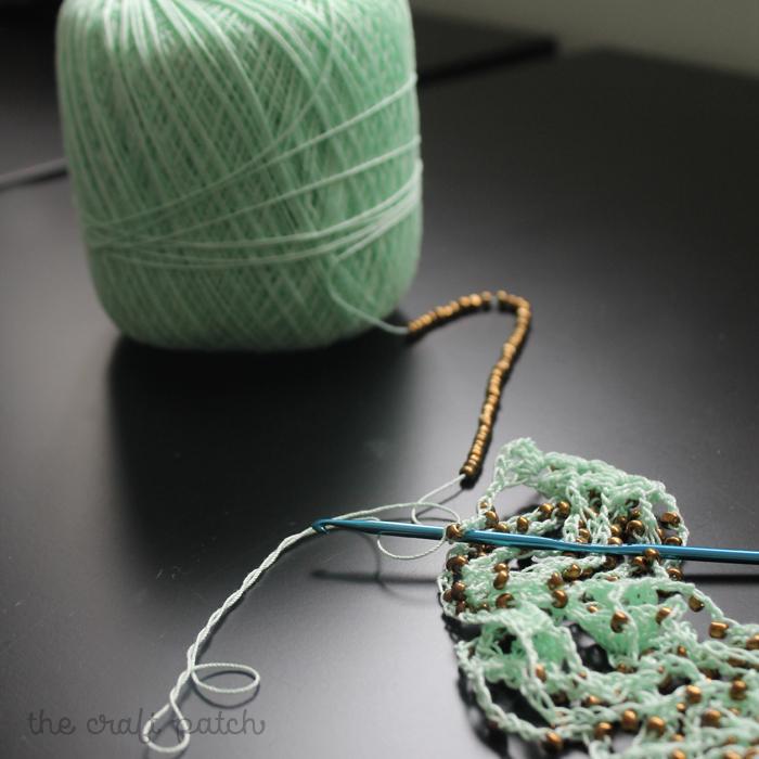 Beaded Crochet