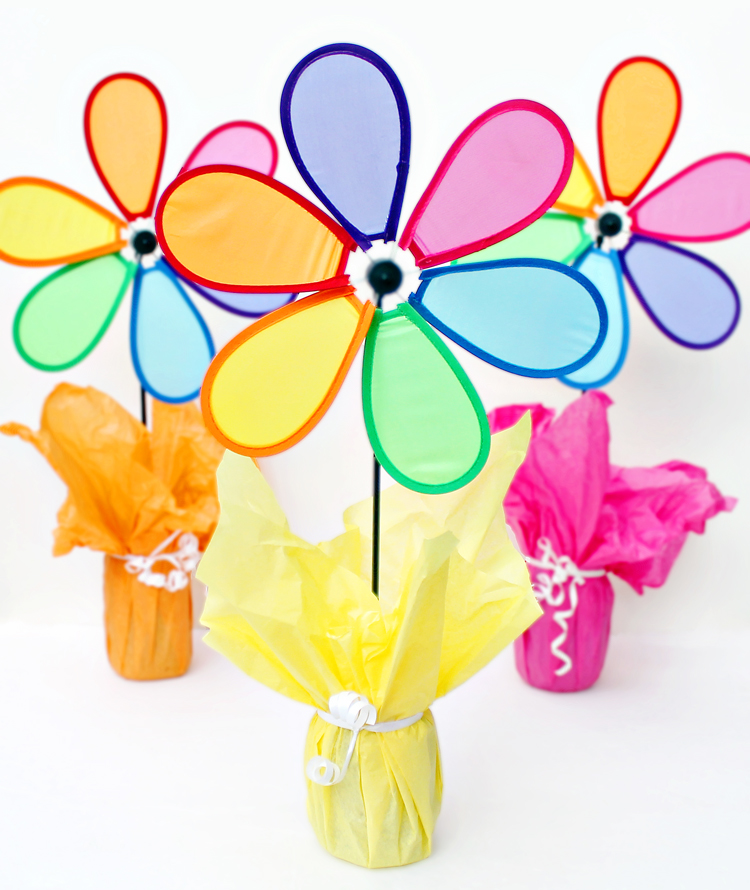 easy party centerpieces