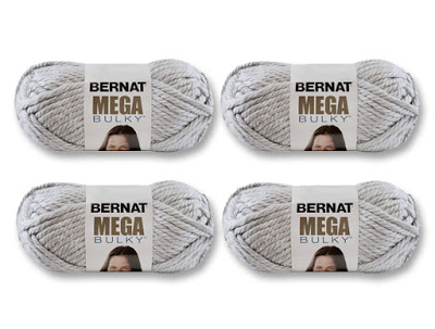 bernat mega bulky yarn project idea