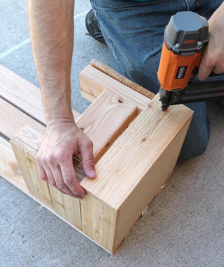 cedar planter building plans