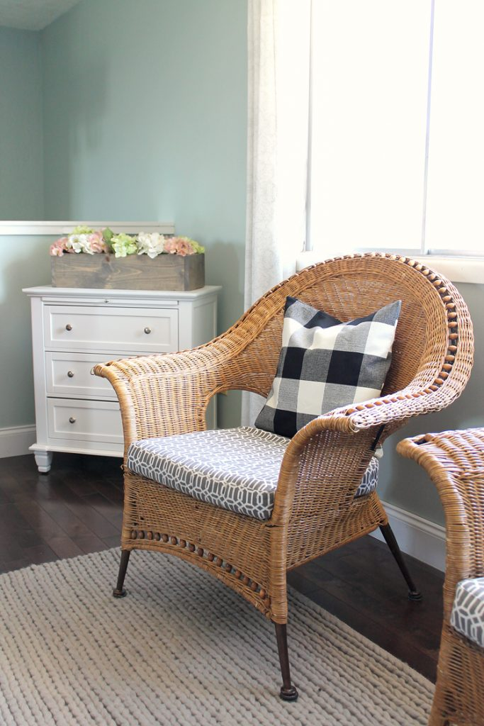 The Perfect Blue Green Gray Paint Color The Craft Patch