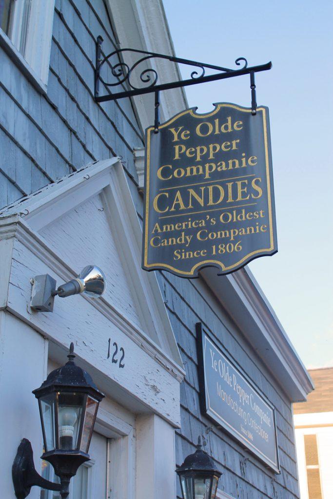 Visiting Salem Massachusetts