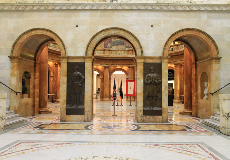 Massachusetts State House Tour