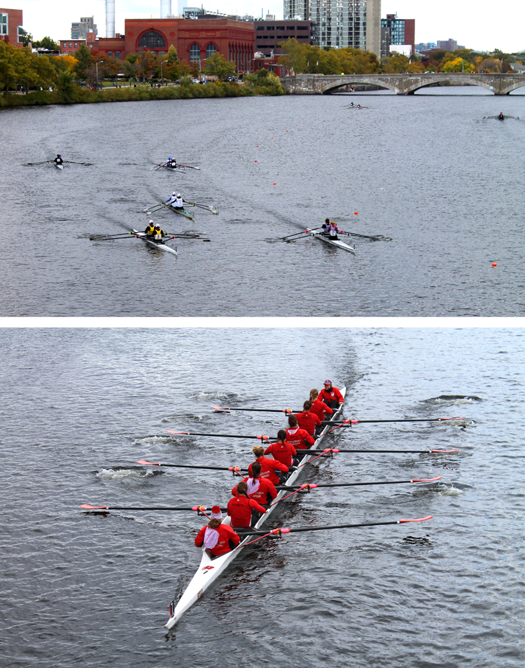 Regatta Race at Harvard