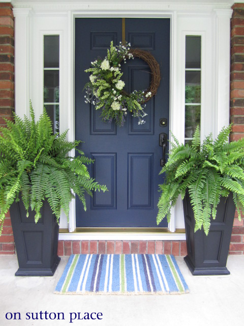 10 Pretty Topiaries For The Front Porch Thecraftpatchblog