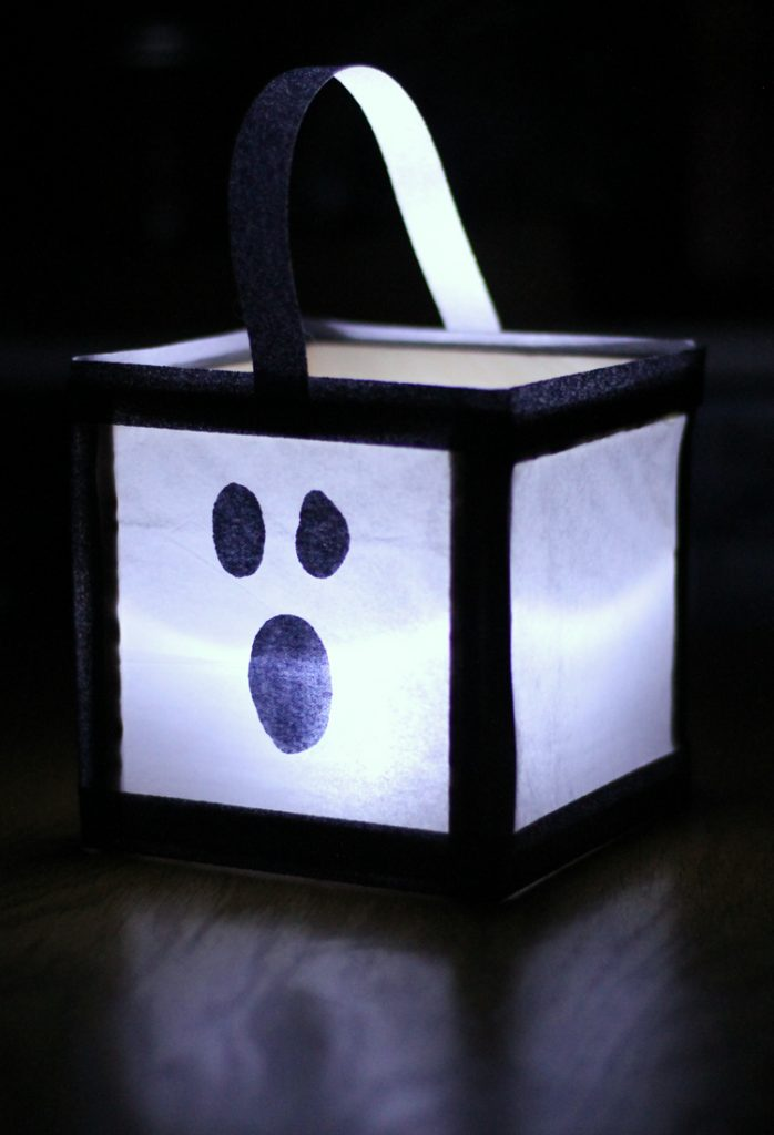 halloween craft ideas luminary