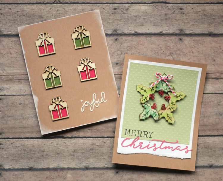 Handmade Christmas Card Ideas Thecraftpatchblog Com