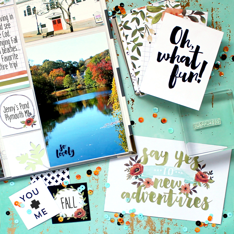 How I Found Time To Scrapbook Again Thecraftpatchblog