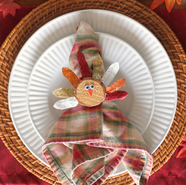 thanksgiving napkin ring