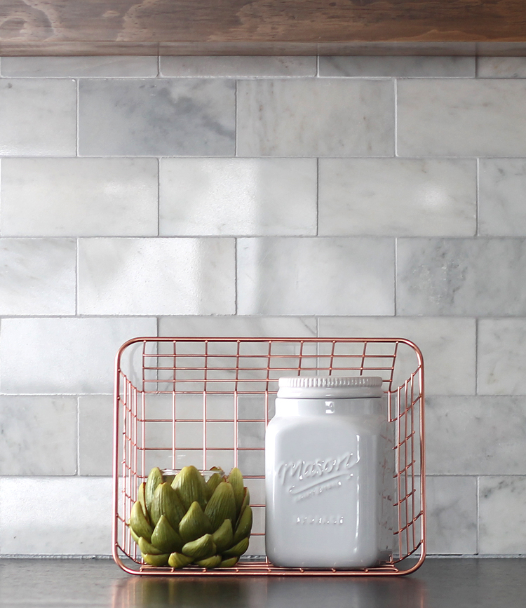 Diy Marble Subway Tile Backsplash Tips Tricks And What
