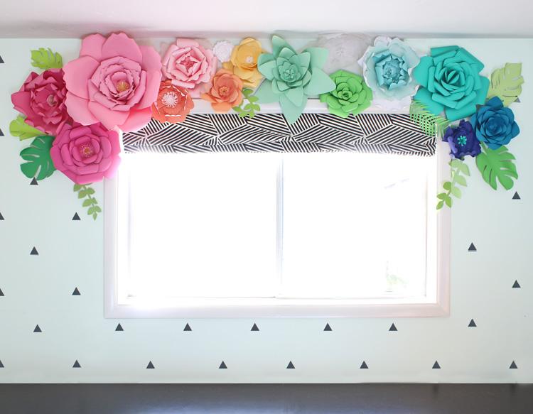 How To Make Paper Flowers Thecraftpatchblog Com