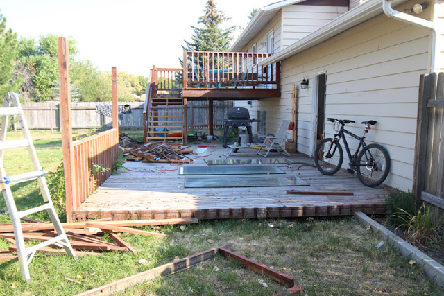 DIY deck repair