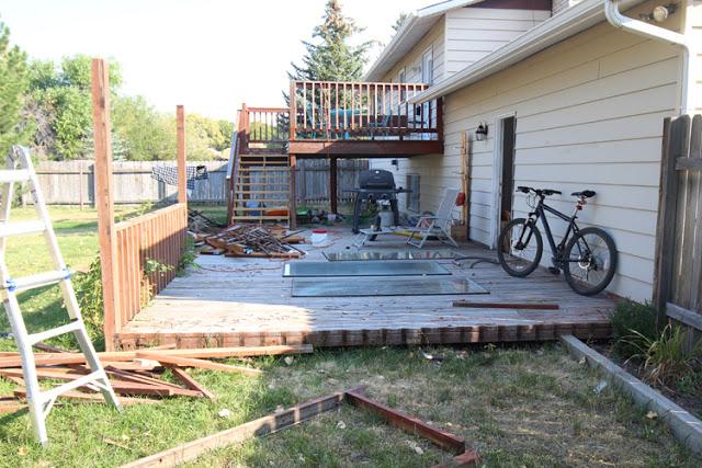 DIY deck repair
