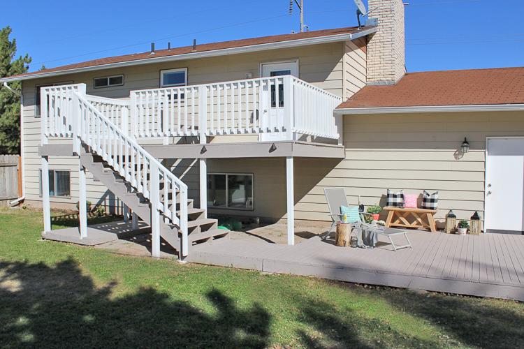 restore deck paint