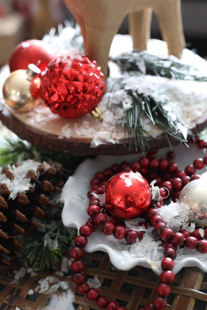Pretty Christmas home decor ideas