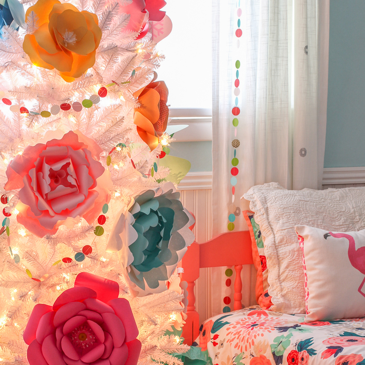 Colorful Christmas Tree Ideas