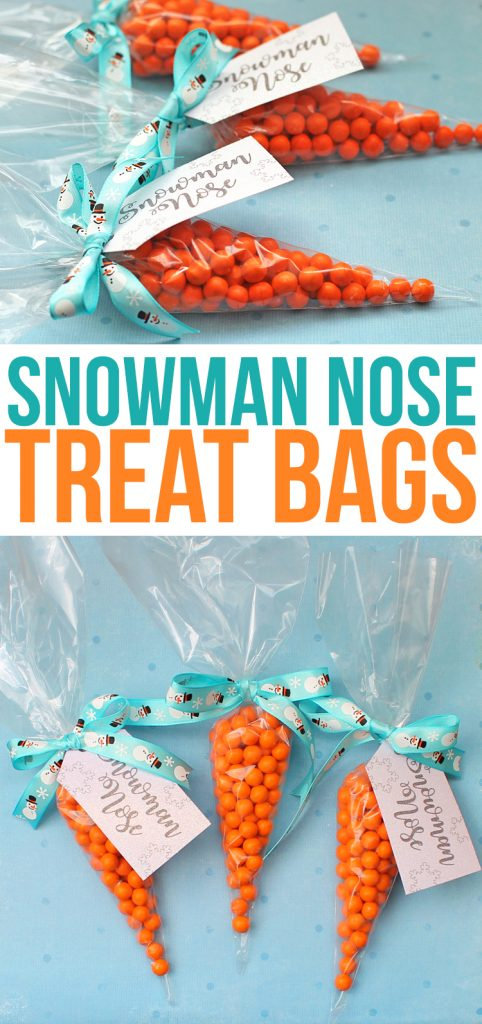 Snowman Nose Christmas Gift Idea The Craft Patch