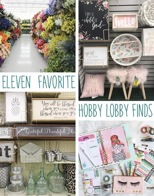 Hobby Lobby Finds