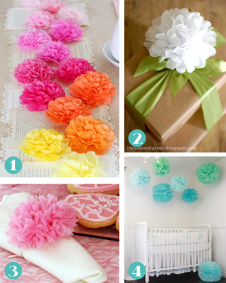 Tissue paper flowers the ultimate guide thecraftpatchblog how to make a flower out of tissue paper mightylinksfo