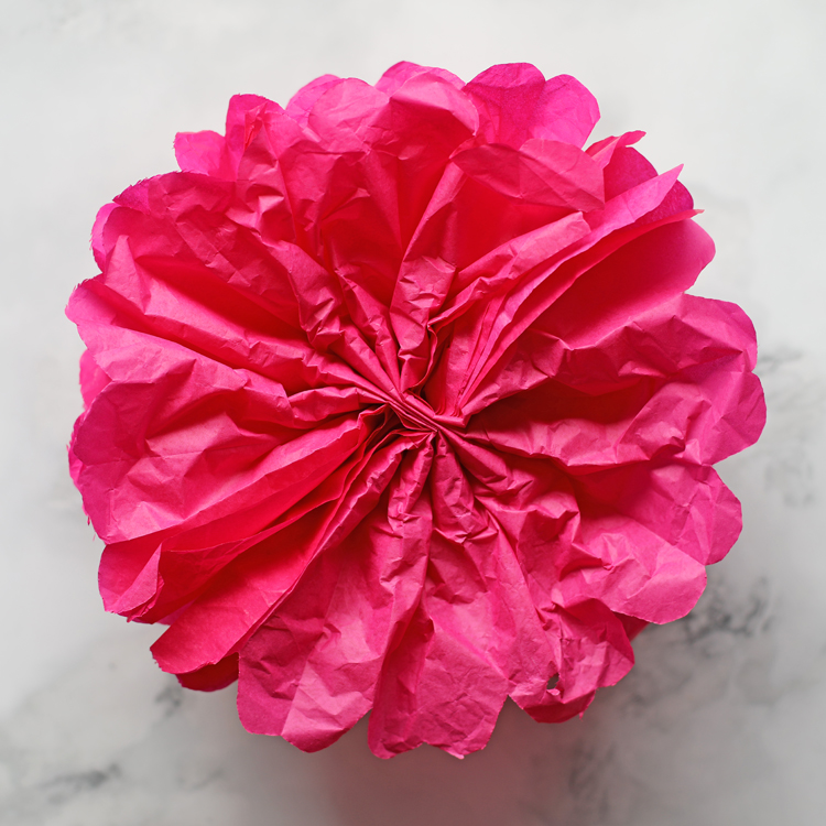Tissue paper flowers the ultimate guide thecraftpatchblog tissue paper flower mightylinksfo