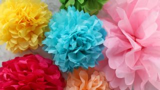 Tissue Paper Flowers: The Ultimate Guide