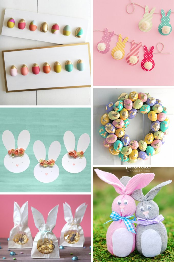 Adorable Easter Crafts - The Craft Patch