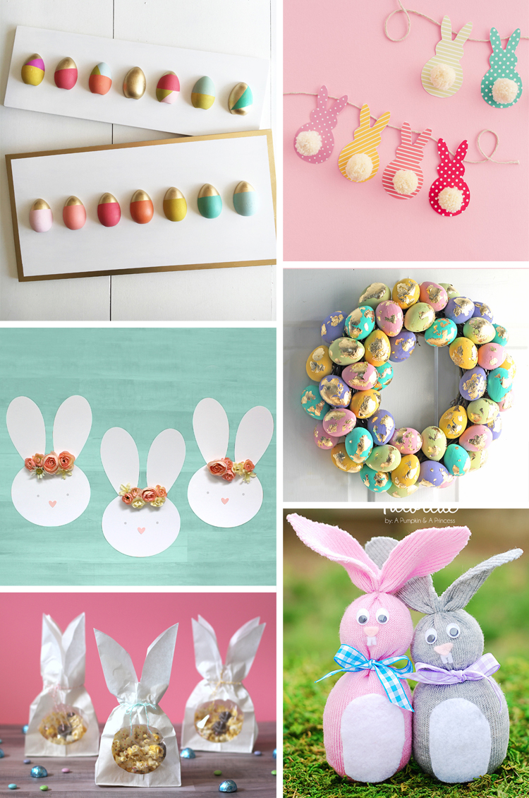 Adorable Easter Crafts Thecraftpatchblog Com