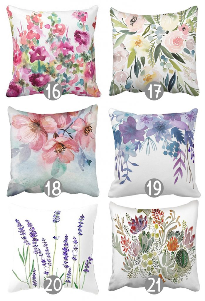 throw pillow covers