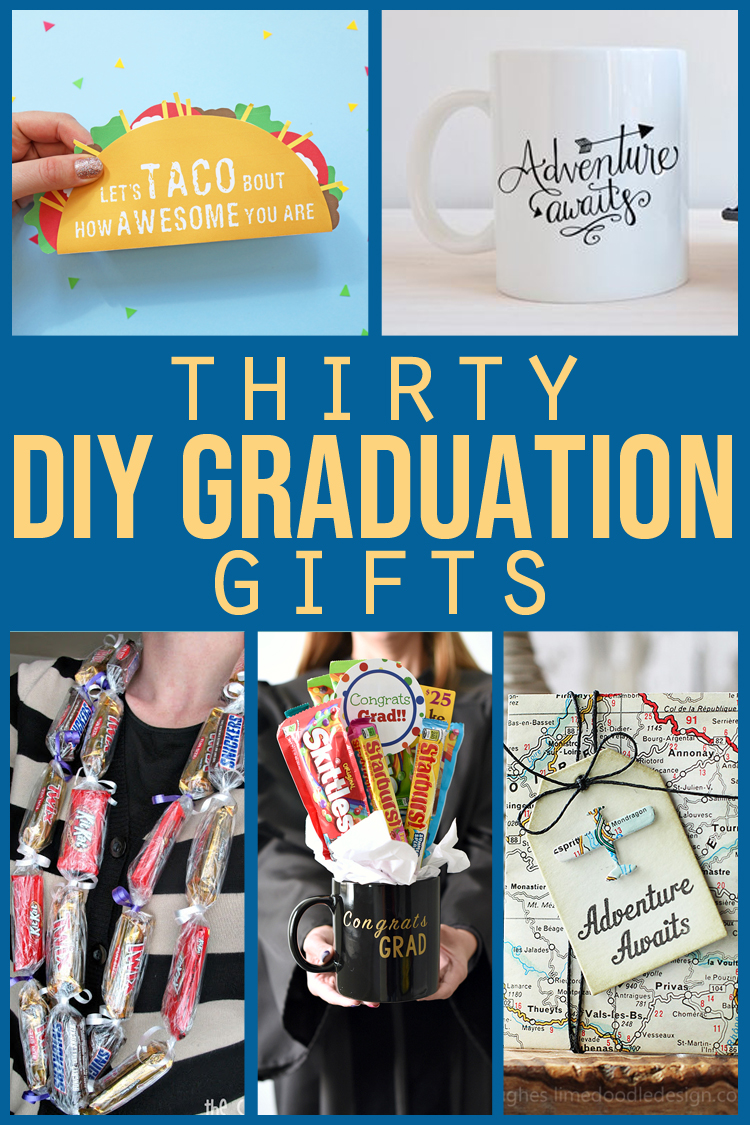 Diy Graduation Gift Ideas The Craft Patch