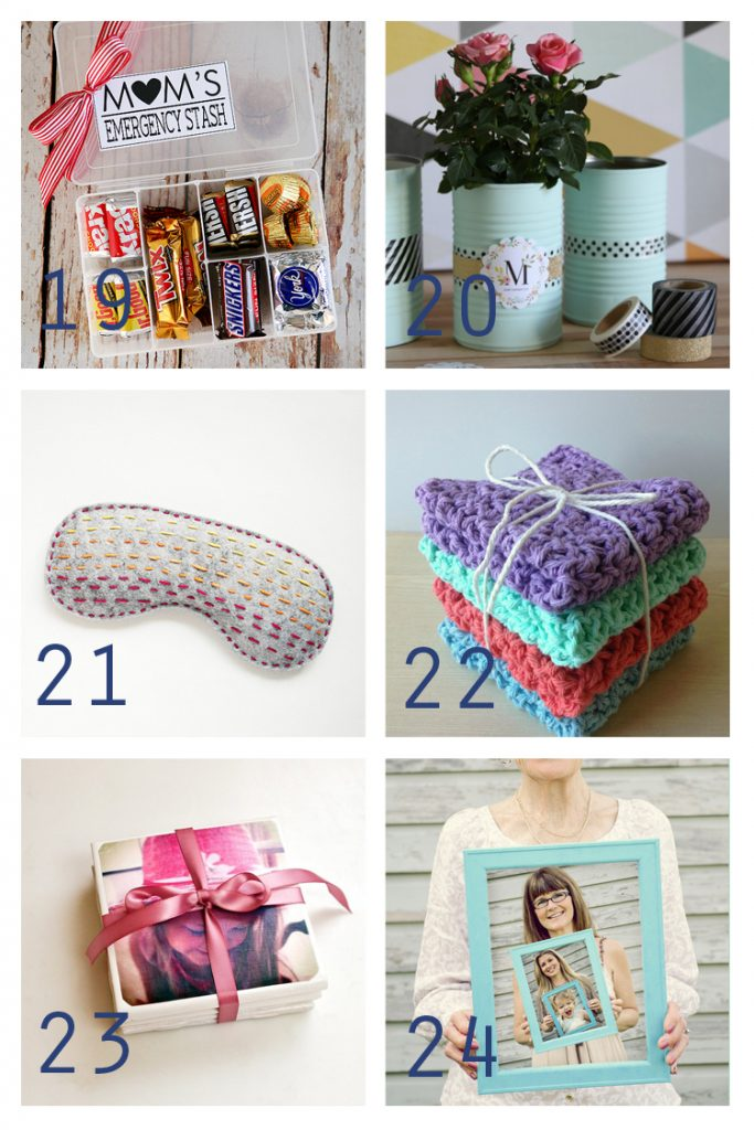 ideas for mother's day gifts