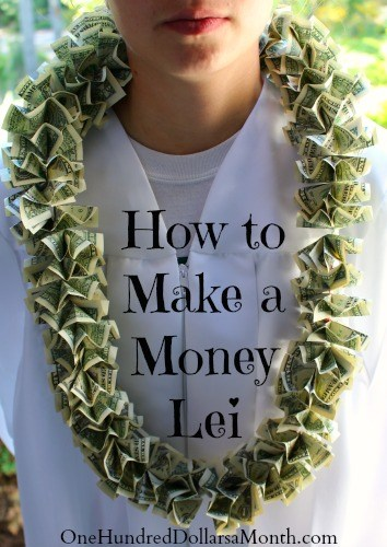 money graduation gift idea