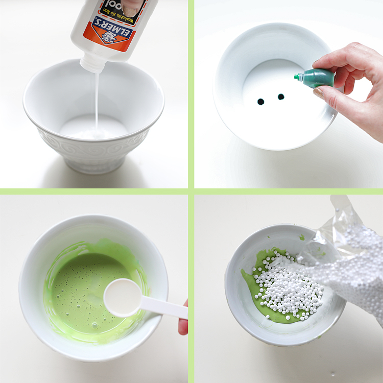 how do u make slime