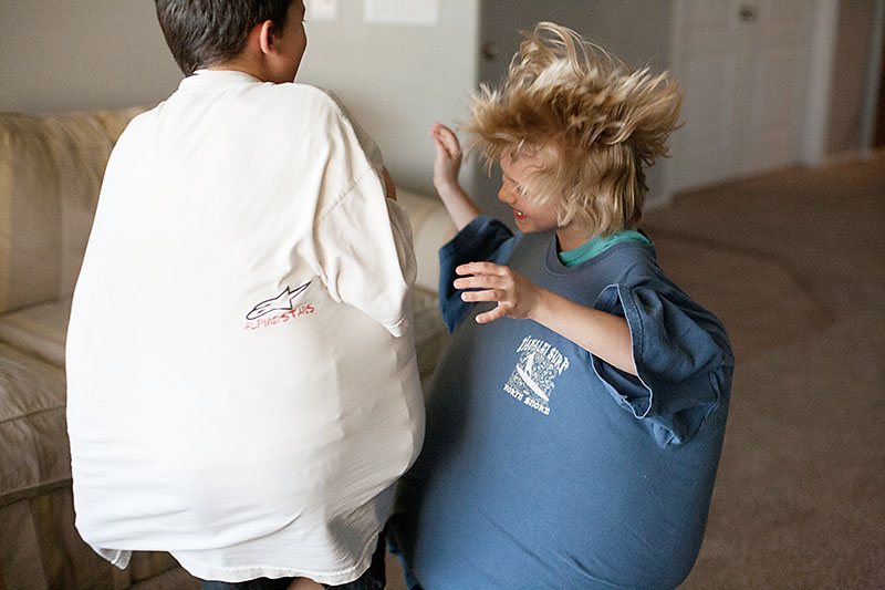 sumo wrestling kids activity idea
