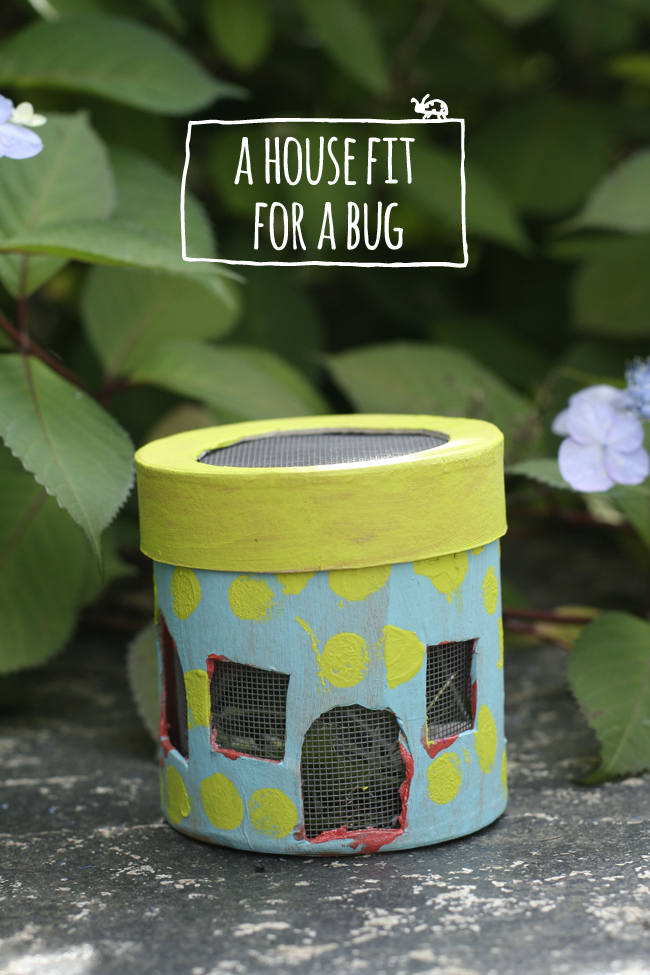 bug house summer craft