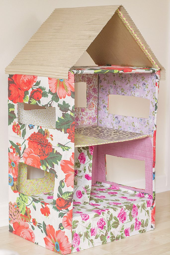 easy diy doll house