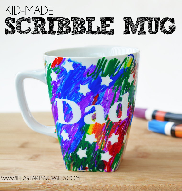 DIY Mug for Fathers Day