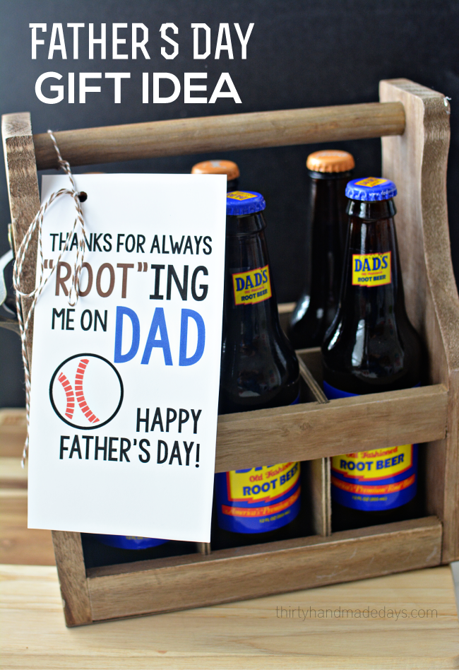 root beer fathers day gift