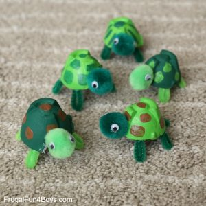 summer turtle craft