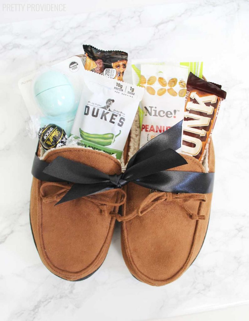 fathers day slipper gift