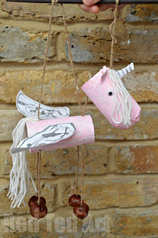unicorn summer craft