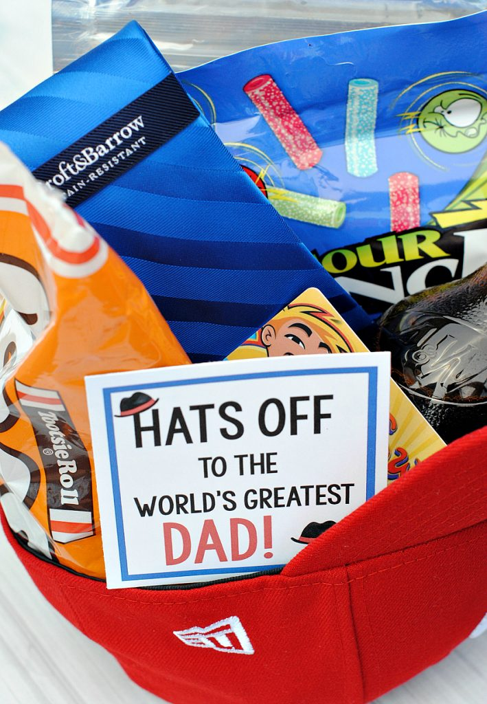 hat gift for fathers day