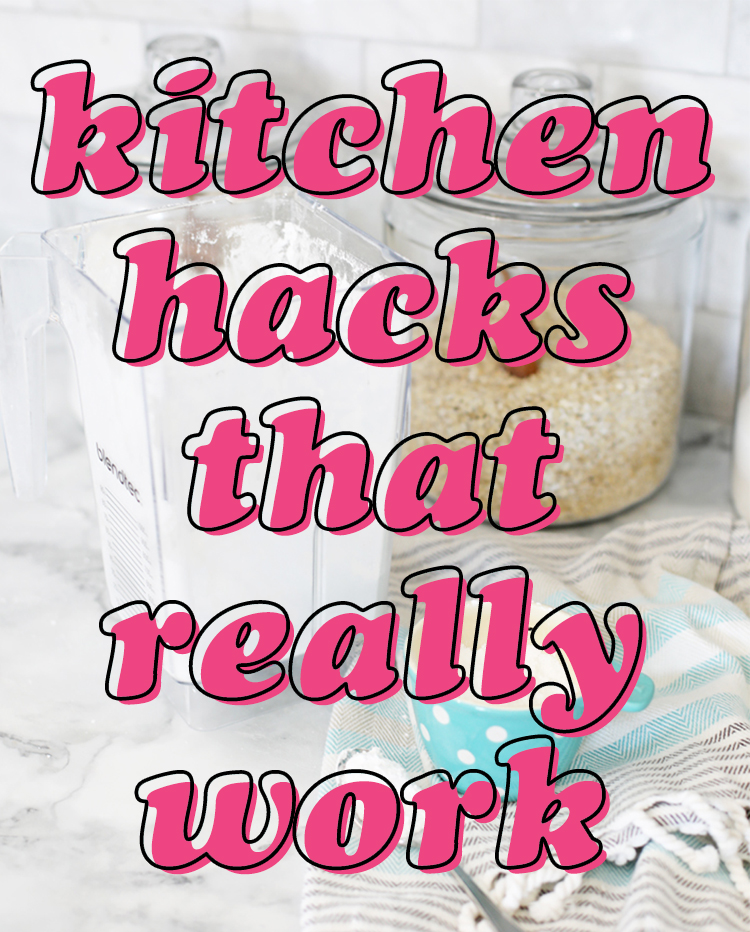 Kitchen Hacks That Actually Work - The