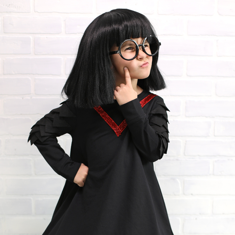 Easy No Sew Edna Mode Costume The Craft Patch